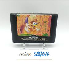 Covers QuackShot Starring Donald Duck megadrive_pal