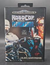 Covers RoboCop 3 megadrive_pal