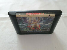 Covers Second Samurai megadrive_pal