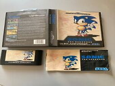 Covers Sonic The Hedgehog megadrive_pal