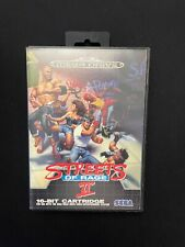 Covers Streets of Rage 2 megadrive_pal
