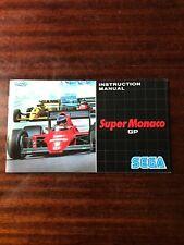 Covers Super Monaco GP megadrive_pal