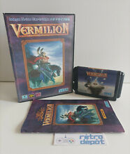 Covers Sword Of Vermilion megadrive_pal
