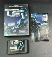 Covers T2 : Terminator 2 Judgment Day megadrive_pal
