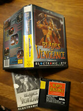 Covers Blades of Vengeance megadrive_pal