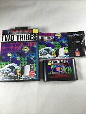 Covers Two Tribes : Populous 2 megadrive_pal