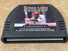 Covers Brian Lara Cricket megadrive_pal