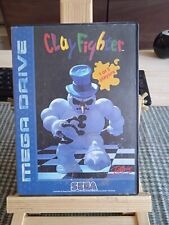 Covers Clay Fighter megadrive_pal