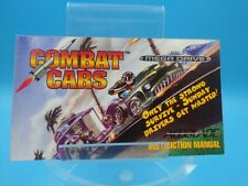 Covers Combat Cars megadrive_pal