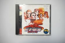 Covers Art of Fighting 3: The Path of the Warrior neogeo