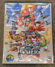 Covers Top Hunter : Roddy and Cathy neogeo