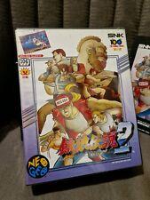 Covers Fatal Fury 2 neogeo