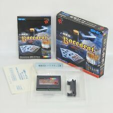 Covers Neo Baccarat neogeopocket
