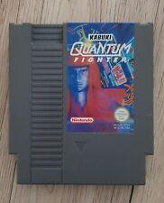 Covers Kabuki Quantum Fighter  nes
