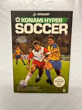 Covers Konami Hyper Soccer  nes