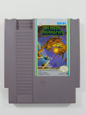 Covers Alpha Mission  nes