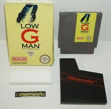 Covers Low G Man: The Low Gravity Man nes