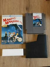 Covers Maniac Mansion nes