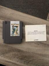 Covers Metal Gear nes