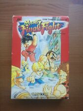 Covers Mighty Final Fight nes