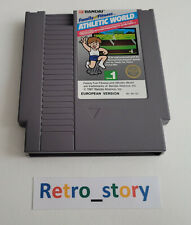 Covers Athletic World  nes