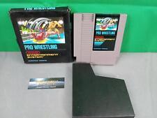 Covers Pro Wrestling nes
