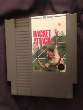 Covers Racket Attack nes