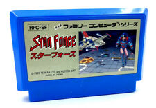 Covers Star Force nes