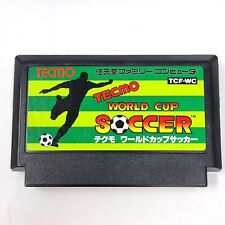 Covers Tecmo Cup Football Game nes