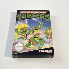 Covers Teenage Mutant Hero Turtles nes