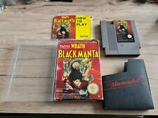 Covers Wrath of the Black Manta nes