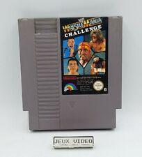 Covers WWF Wrestlemania Challenge nes