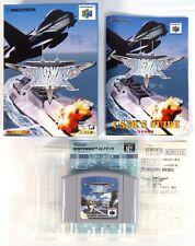 Covers Aero Fighters Assault nintendo64