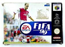 Covers FIFA 64 nintendo64