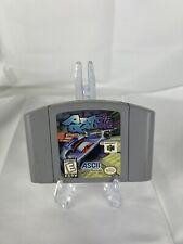 Covers AeroGauge nintendo64