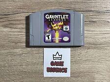 Covers Gauntlet Legends nintendo64