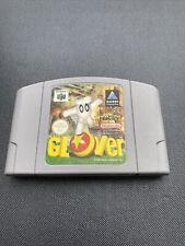 Covers Glover nintendo64
