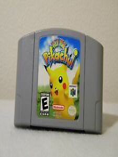 Covers Hey You, Pikachu! nintendo64