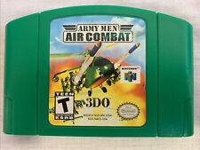 Covers Army Men: Air Combat nintendo64