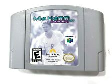 Covers Mia Hamm Soccer 64 nintendo64