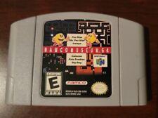 Covers Namco Museum 64 nintendo64