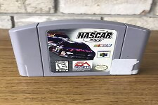 Covers NASCAR 99 nintendo64