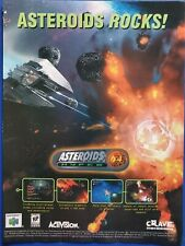 Covers Asteroids Hyper 64 nintendo64