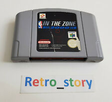 Covers NBA In The Zone 2000 nintendo64
