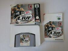 Covers NBA Live 2000 nintendo64