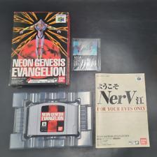 Covers Neon Genesis Evangelion nintendo64