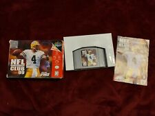 Covers NFL Quarterback Club 99 nintendo64