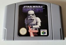 Covers Star Wars: Shadows of the Empire nintendo64