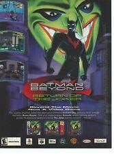 Covers Batman Beyond: Return of the Joker nintendo64