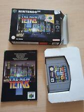 Covers Tetris 64 nintendo64